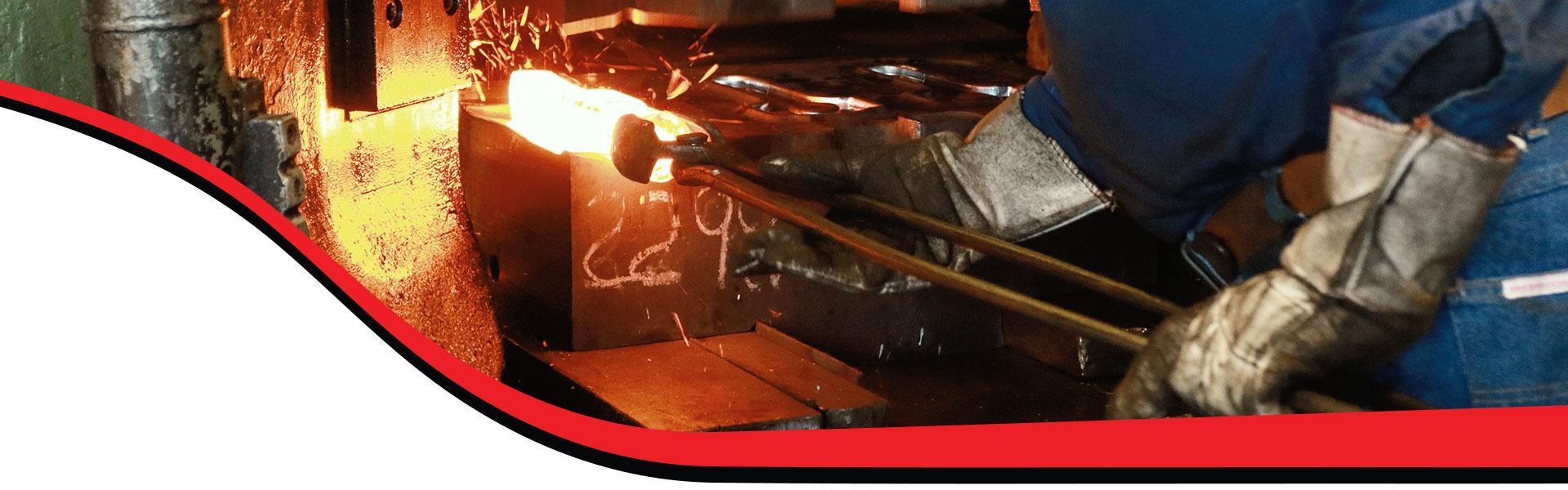 Custom Forging – Trinity Forge